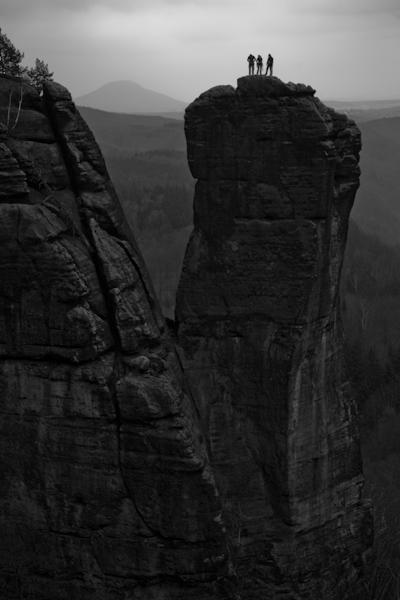 Teufelsturm - Paul Saß und Gefährten