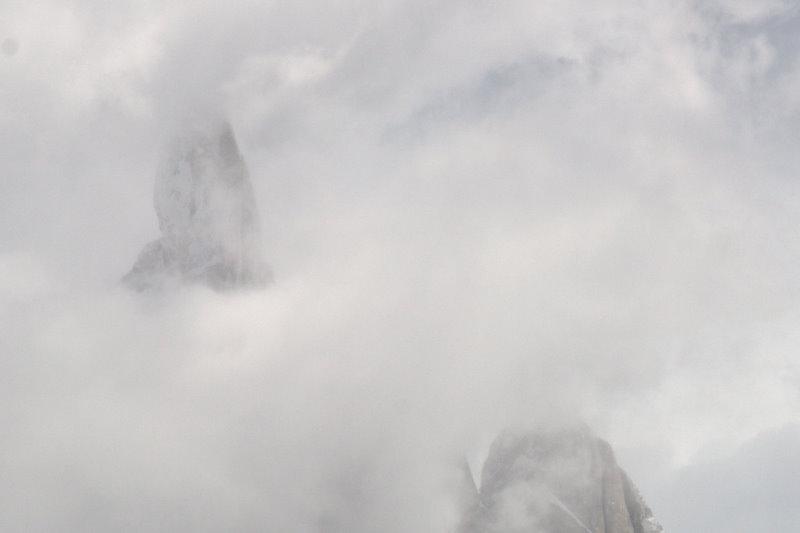 Sturm am Cerro Torre