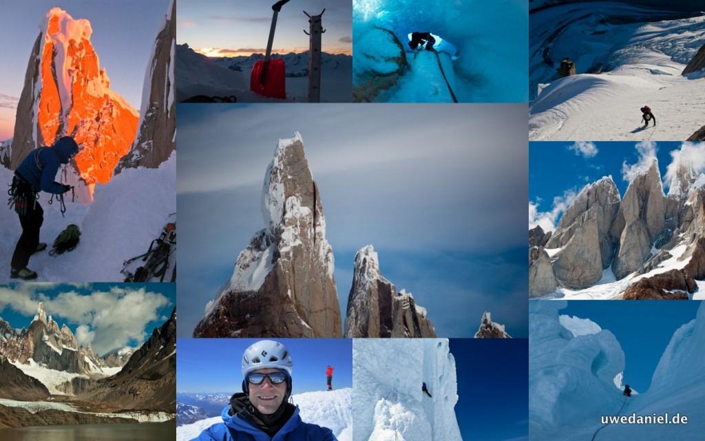 Vortrag Cerro Torre Westwand