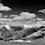 Peru - Alpamayo Gletscher und Artensonraju in Schwarz/Weiß