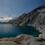 Peru - Bergsee am Alpamayo-Trek
