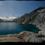 Peru - Bergsee am Alpamayo-Trek mit Panoramarand