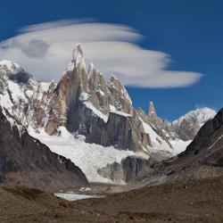 Cerro Torre, Torre Egger und Cerro Stanhardt