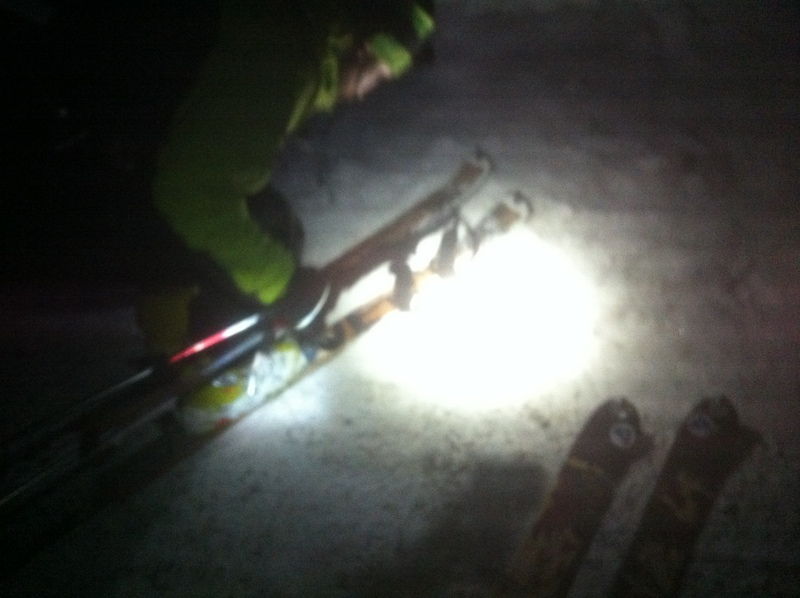 Skitour am Geisingberg